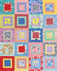 Quilts Made of 1930s Reproduction Fabrics   AllPeopleQuilt.com & Scrappy Charm Squares Adamdwight.com