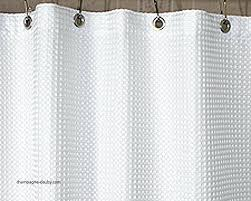 hookless fabric shower curtain fabric shower curtain with window new shower curtains waffle fabric shower curtain