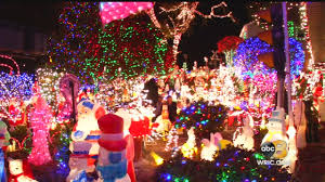 Great Christmas Light Fight Richmond Henrico Familys Dazzling Display Wins Them 50 000 On