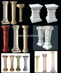 decorations pillars for home decor house columns home house