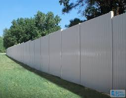 aluminum privacy fence. Privacy-Fortress Aluminum Privacy Fence