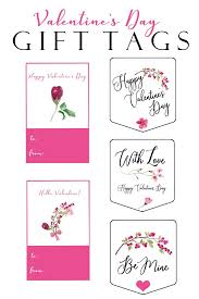 However, printable valentine's day labels can be used on just about anything from gifts to envelope seals. Valentine S Day Free Printable Gift Tags On Sutton Place