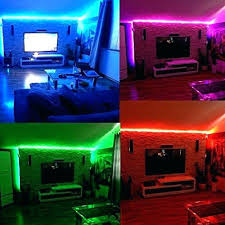Led Light Strips For Room Gorgeous Led Light Strips For Dorm Rooms Led Strip Lights Bedroom Light