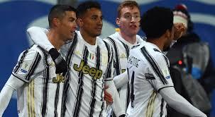 8:00pm, wednesday 20th january 2021. Juventus Champions Of The Italian Super Cup After Beating Napoli Video Director Cristiano Ronaldo Alvaro Morata Insigne 2 0