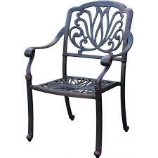 darlee elisabeth patio dining chair
