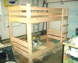build bunk beds plans to with stairs into wall my own loft bed bedroom woodworking bedroom