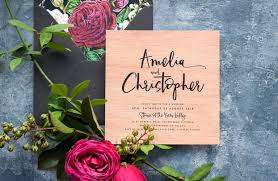 Wedding Invitation Wording Examples To Inspire You