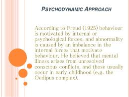 Psychodynamic Approach Psychodynamic Approach Strengths And Weaknesses