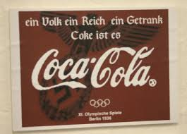 Coca Cola Quotes CocaCola quotes Hitler Channel EYE 40