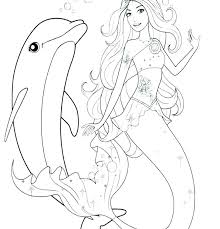 Mermaid Coloring Pages To Print Little Mermaid Coloring Sheets