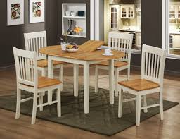 Rubberwood Kitchen Table Stacey Rubberwood Dining Table With 4 Chairs Cheap Home Furniture