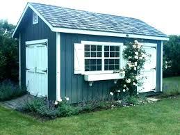 lawn mower storage riding shed diy