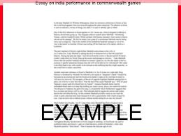 essay on performance in commonwealth games term paper service essay on performance in commonwealth games topics discussed in the essay include the