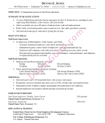Achievement Resume Samples Gorgeous Management Resume Summary