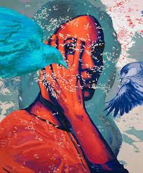 anca stefanescu the innocent perception modern art paintings