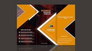 Tri Fold Brochure Design In Photoshop Cc By Sahak