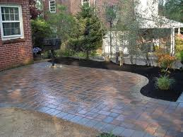 Small Picture 20 Best Stone Patio Ideas for Your Backyard Backyard pavers