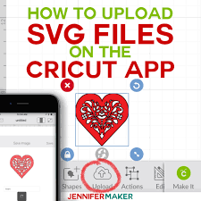 How To Upload To Cricut Design Space How To Upload Svg Files To Cricut Design Space App On Iphone