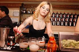 bartender/ barrista?