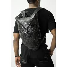 owl backpack 1