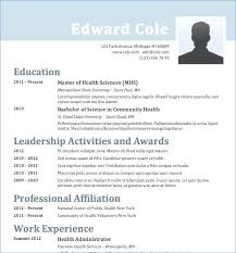 Cute Resume Templates Unique Google Resume Templates Free Google Resume Templates Free Sample