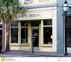 Stock Design South King Street Haute Design On King Street Charleston Sc Editorial