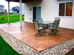 Simple patio ideas on a budget Concrete Patio Outdoor Patio Flooring Ideas Inexpensive Patio Ideas Modern Patio Outdoor Patio Floor Ideas Cheap Inexpensive Ideas Gardendecorsnet Outdoor Patio Flooring Ideas Backyard Patio Flooring Ideas Awesome