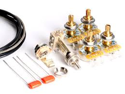 vintage wiring solidfonts kit control electronique cable pour les paul gibson epiphone lp
