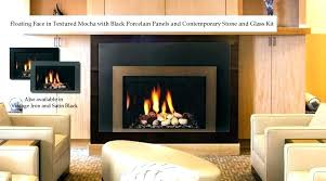 gas fireplace glass replacement cost gas fireplace