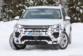 land rover discovery sport 2018. brilliant discovery 2018 land rover discovery sport performance model spy shots gallery 1   motorauthority intended land rover discovery sport
