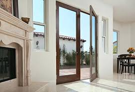 center hinged patio doors. Best Center Hinged French Doors Patio With Blinds