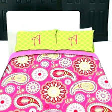 monogram comforter sets monogrammed duvet covers personalized