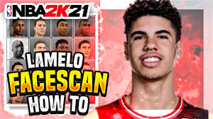 Nba 2k21 has arrived, and with it comes a hoard of new myplayers climbing the nba ladder and making a name for themselves in the neighborhood. Nba 2k21 How To Look Like Lamelo Ball Lamelo Ball Face Scan Face Creation Nba 2k21 Youtube