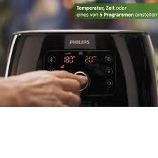 Nồi chiên không dầu Philips HD9762/90 Airfryer XXL của Đức