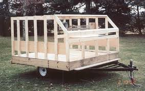 diy camper trailer frame luxury homemade utility trailer camper with model minimalist in south
