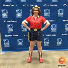 Wonder Woman Costume Pattern Magnificent Bombshell Wonder Woman Cosplay Tutorial KCGeeks