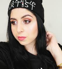 winter makeup look a colourpop motd mas 2016 day 5