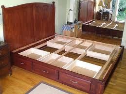 bed frame king size bed frame with under bed storage king size bed frames with