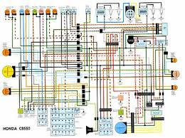 honda cb400f wiring diagram honda automotive wiring diagrams honda cb550 wiring diagram restoration