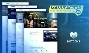 Free Downloads Web Templates Industrial Responsive Website Templates Free Download
