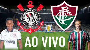 CORINTHIANS X FLUMINENSE Ao Vivo| Campeonato Brasileiro 29 Rodada - YouTube
