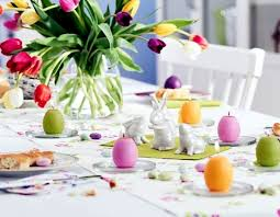decoration for table. Impressive Easter Table Decorations Photo Album Get Your Fashion Style Decoration For