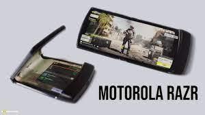 Motorola Razr 2019 Gaming! - YouTube