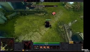dota 2 gameplay screenshots reveal familiar faces in action