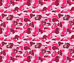 Bape Pattern Fascinating Camo Pink Bape Posters By Warranech Redbubble
