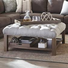 Decorating An Ottoman With Tray Extraordinary Ottoman Tray Decoration Ideas 100 With Additional 3