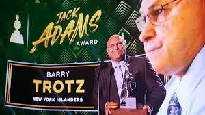 Výsledok vyhľadávania obrázkov pre dopyt barry trotz jack adams award