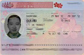 Visa Policy Of Of Japan Visa Policy Japan
