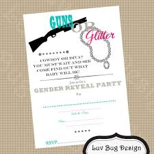 Gender Reveal Invitation Templates Gender Reveal Invitations Template Download 50 Baby