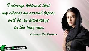 Aishwarya Rai Bachchan Quotes. QuotesGram via Relatably.com